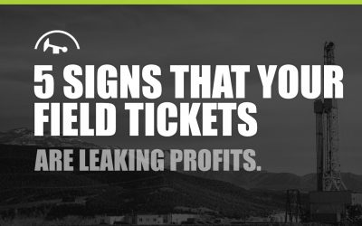 Oilfield Ticketing Software