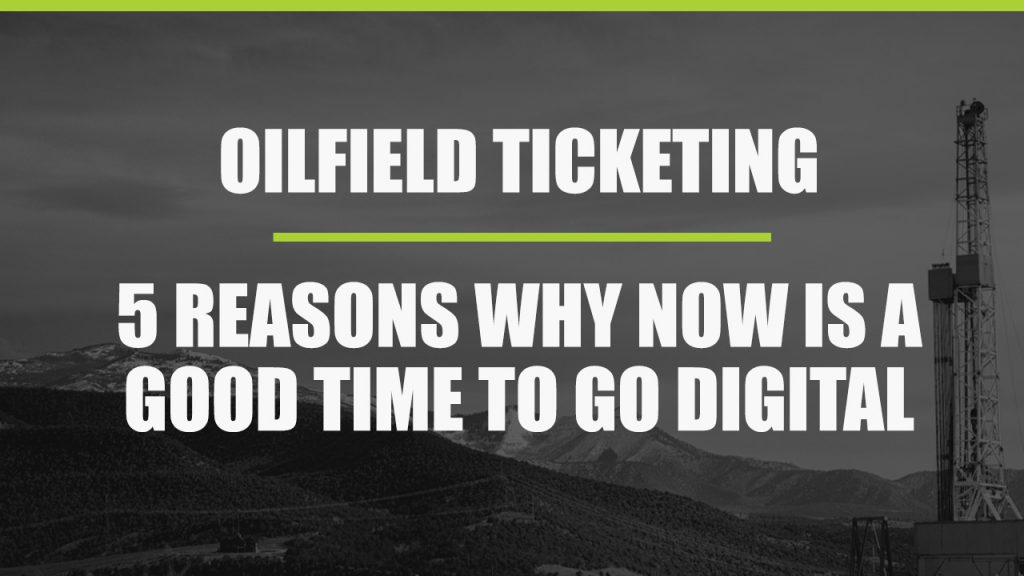 Field Ticketing Software